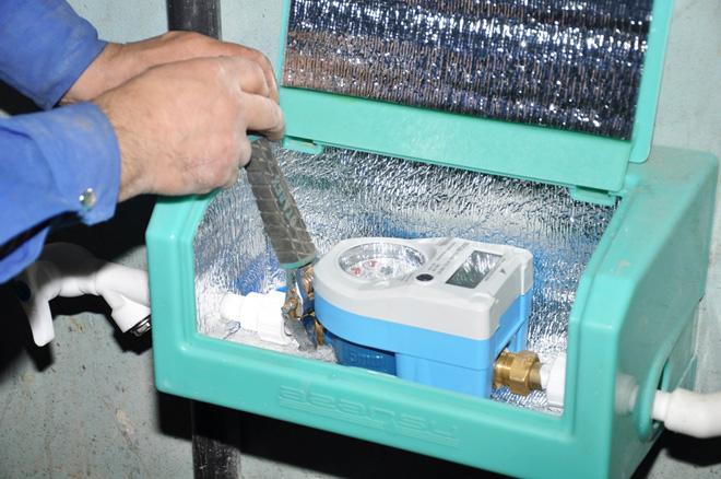 В Азербайджане будут реконструированы системы водоснабжения в 60 тыс. жилых зданий (ФОТО)