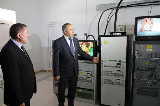 Azərbaycanda rəqəmsal TV siqnalının əhatə dairəsi genişləndirilir (FOTO)
