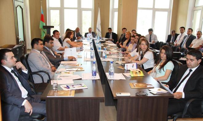 Mərkəzi Bank tərəfindən Beynəlxalq Əmanət Günü keçirilib (FOTO)