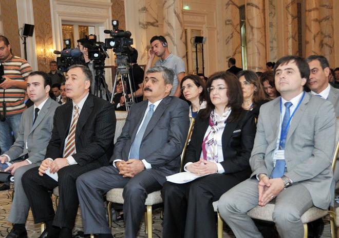 QDTİB Rəhbərlər Şurasının illik toplantısı çərçivəsində Azərbaycan Biznes Forumu keçirilib (FOTO)
