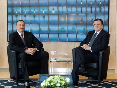 Президент Ильхам Алиев: Отношения между Азербайджаном и Евросоюзом основаны на общих интересах и ценностях