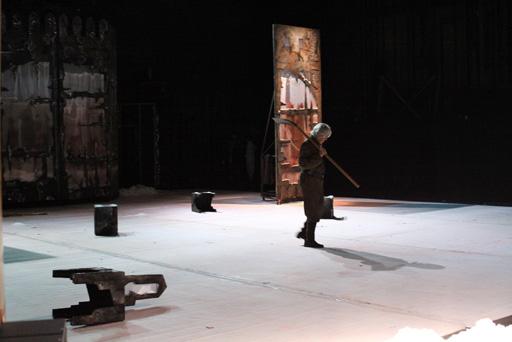 """""""Двери Гянджи"""" - проект """"Театральная культура - Дни театра"""" (фото)"""