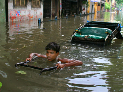 Hindistanda sel-sularında
