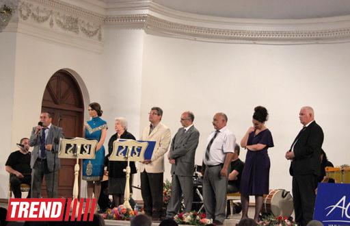 """В Баку состоялся концерт Мустафы Йылдыздогана  """"Мост души между Карабахом и Анадолу"""" (фото)"""