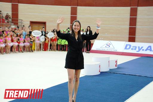 Определились победители XX первенства Азербайджана по художественной гимнастике (ФОТО)