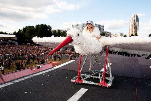 Стилист из Баку вошел в состав жюри фестиваля самодельных летательных аппаратов в Москве