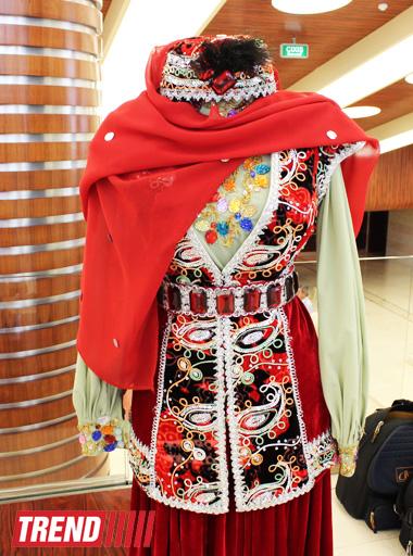 Театральные костюмы из азербайджанских спектаклей (фотосессия)