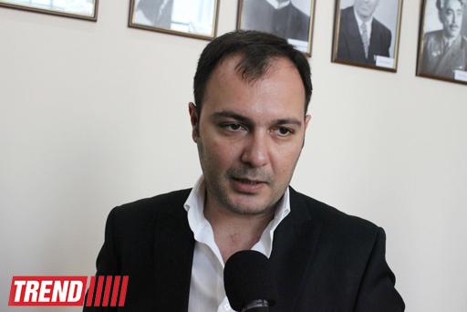 """Səyavuş Aslanın səhnədə son """"rolu"""" (ƏLAVƏ OLUNUB 3) (FOTO 2)"""
