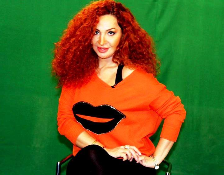 В Баку приедет известная украинская танцовщица Алла Кушнир (фото)