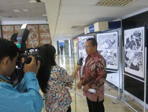 В парламенте Индонезии прошли общественные слушания по нагорно-карабахскому конфликту (ФОТО)