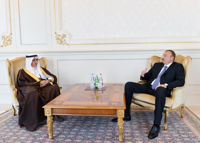 Президент Азербайджана принял верительные грамоты нового посла Саудовской Аравии (ФОТО)