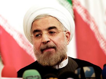 Ruhani: Heç bir ölkə İranın bu qədər davam gətirəcəyini düşünmürdü