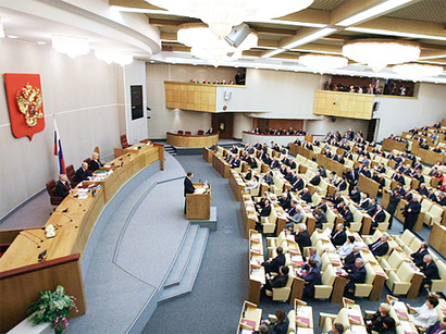 Russian Legislators to Allow Foreign-Media Crackdown