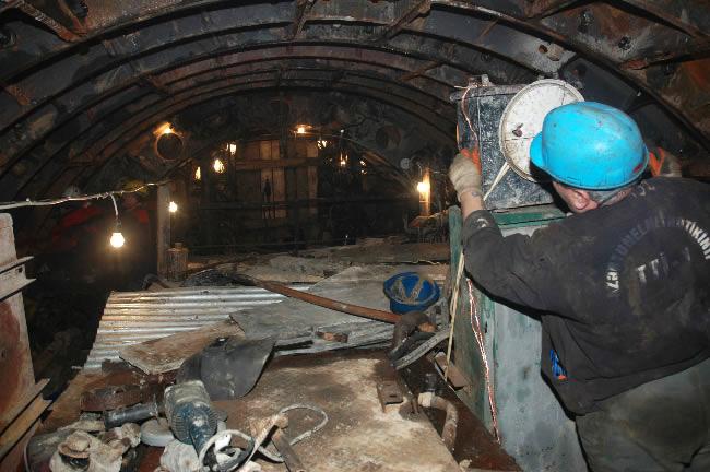 Bakıda yeni metro xəttinin tikintisinə başlanılıb (FOTO)