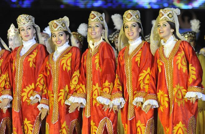 Древний Самарканд предстал перед представителями мирового музыкального сообщества (фото)