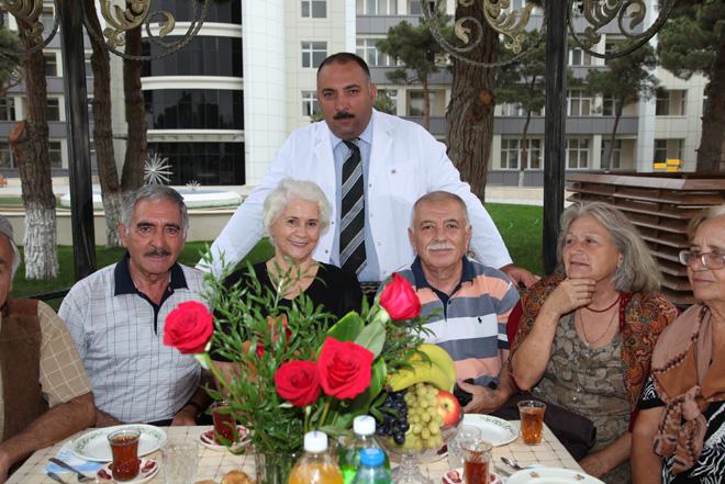 Дома для престарелых в баку работа в домах престарелых бельгии