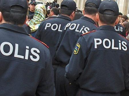 Bakıda iki  polis öldü, biri də yaralandı