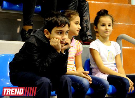 Определились победители второго дня 20-го чемпионата Баку по художественной гимнастике (ФОТО)