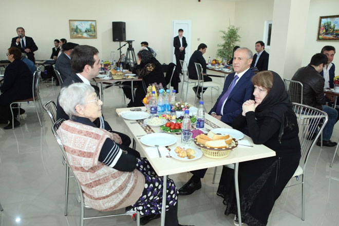 Дома престарелых в азербайджане частный дом престарелых калина красная красноярск