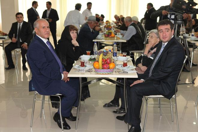 Дом для престарелых азербайджан заметка о концерте в доме престарелых