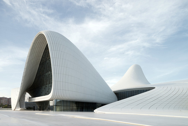 Zaha Hadid Wins Prestigious Award For Design Of Heydar