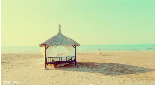 "Алсу презентовала проект ""Останься"", снятый в Баку (видео-фото)"
