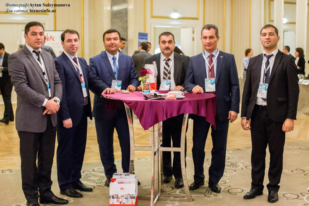 """Ведущие мировые эксперты приняли участие в конференции """"Baku HR Experience"""" в Азербайджане"""
