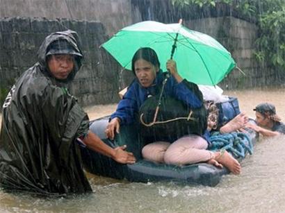Filippində yağış və sürüşmələr nəticəsində ən azı 35 nəfər həlak olub