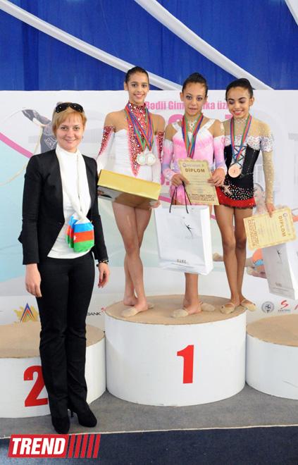 Определились победители XX чемпионата Азербайджана по художественной гимнастике (ФОТО)