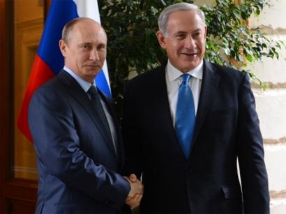 Netanyahu Rusiyaya səfər etməyə hazırlaşır
