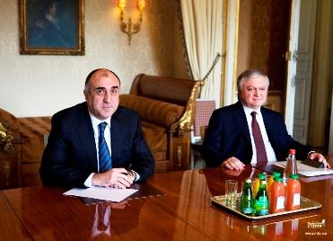 Azərbaycan və Ermənistan xarici işlər nazirləri Brüsseldə görüşəcək