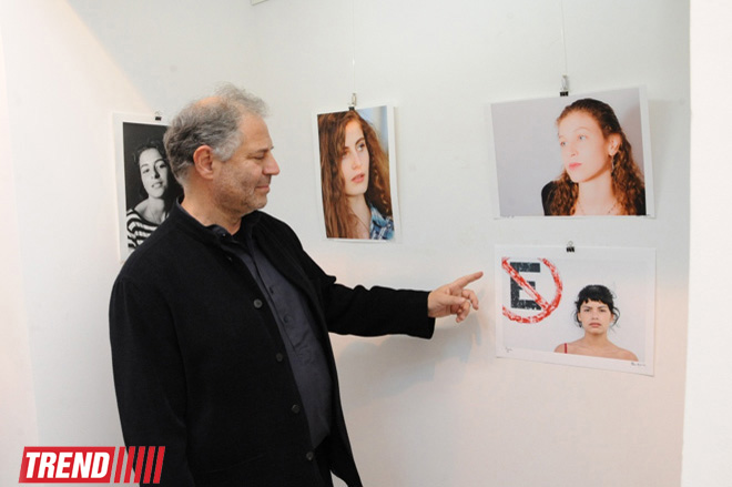 YARAT Contemporary Art Organisation presents solo exhibition by famous French photographer Alain Zimeray (PHOTO)