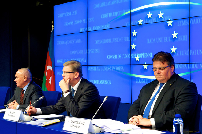 Azerbaijan to diversify export to EU (PHOTO)