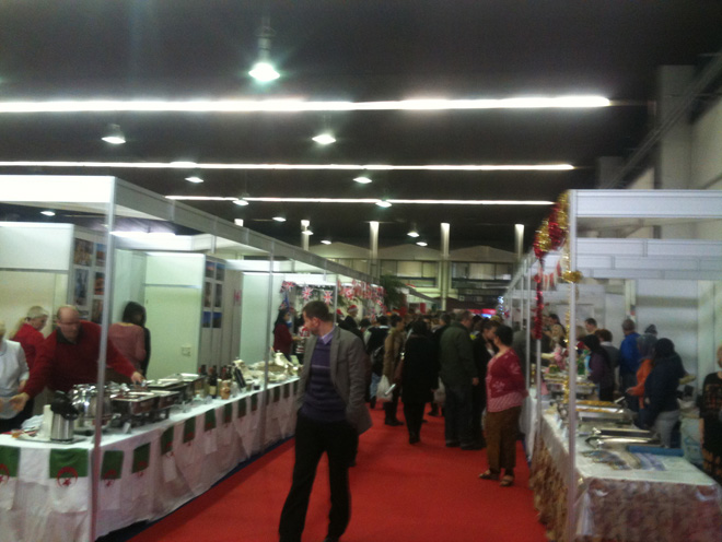 Azerbaijan represented at charity fair in Zagreb (PHOTO)