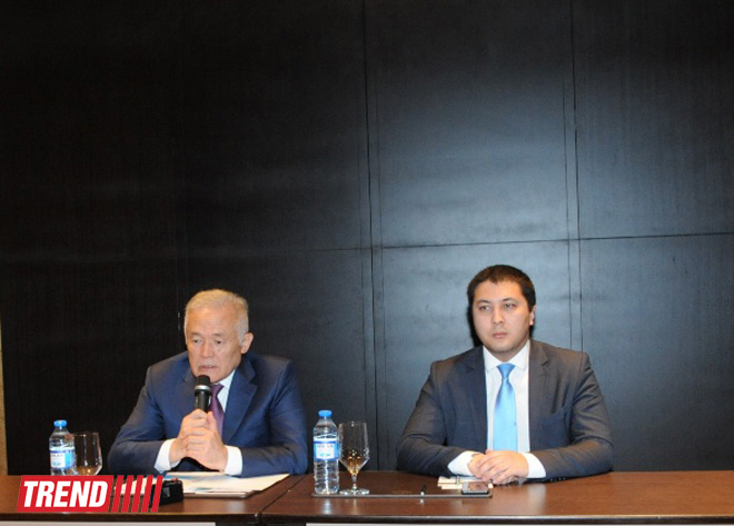 Ambassador: Baku-Tbilisi-Kars railway opens new opportunities for Kazakhstan (PHOTO)