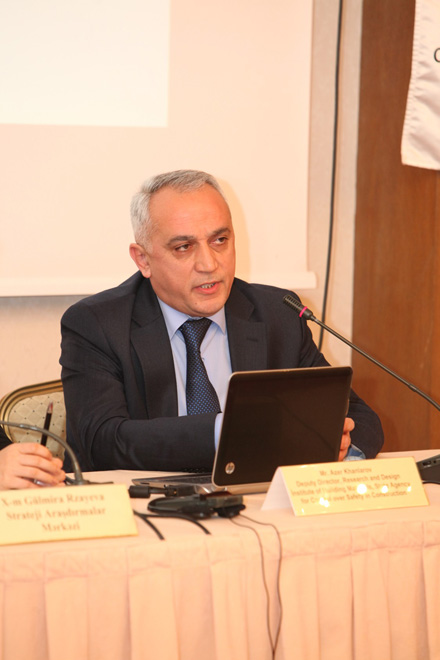 OSCE Office in Baku is ready to support Azerbaijan in achieving energy efficiency excellence (PHOTO)