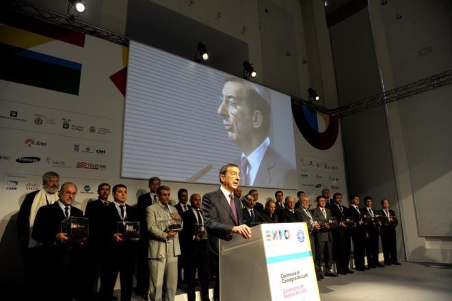 Pavilion area at Milan Expo 2015 presented to Azerbaijan (PHOTO)
