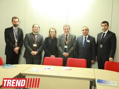 European Commission discusses civil society in Azerbaijan (PHOTO)