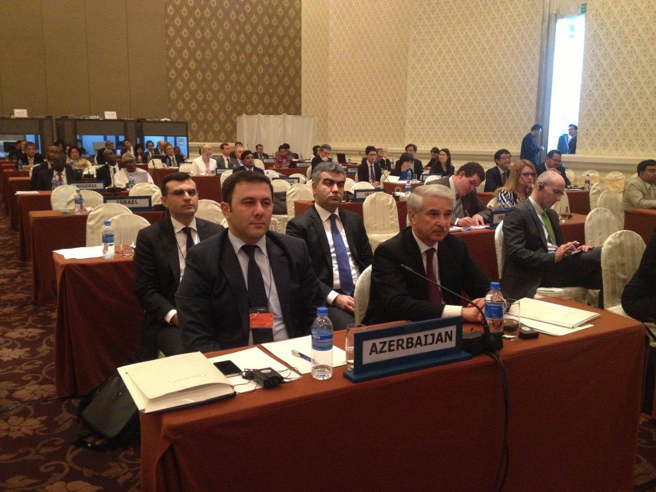 Azerbaijan joins International Anti-Corruption Academy