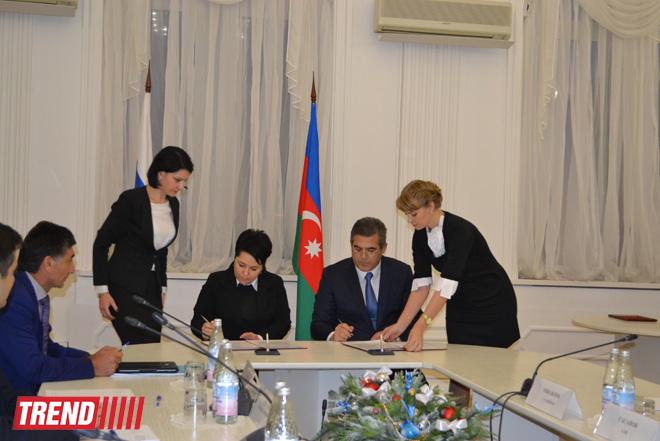 """Vice President of Heydar Aliyev Foundation Leyla Aliyeva awarded """"For merits to Volgograd region"""" (PHOTO)"""