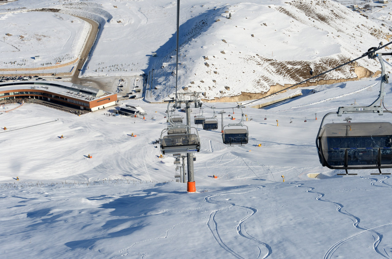 "High standard of services ensured at ""Shahdag"" Winter and Summer Tourism Complex in Gusar (PHOTO)"
