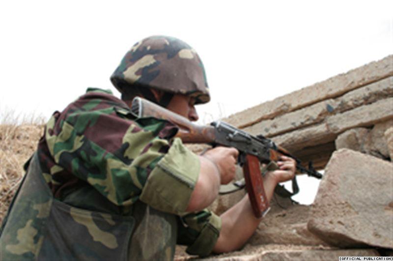 Ermənistan silahlı qüvvələri atəşkəsi 118 dəfə pozub