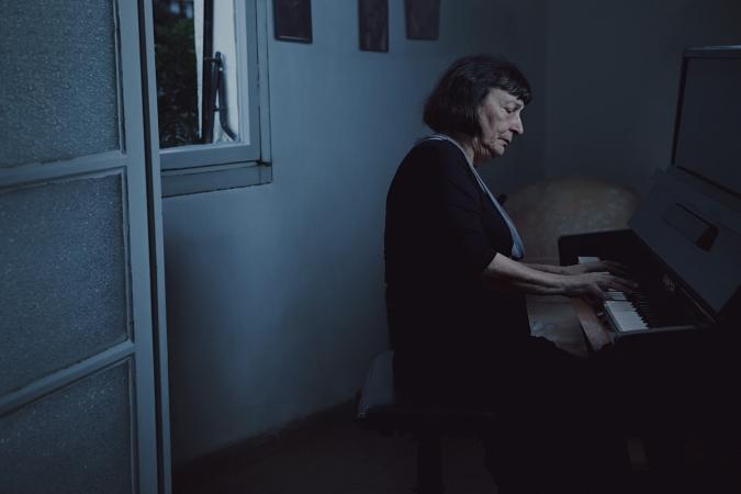 В Израиле скончалась народная артистка Азербайджана Эльмира Назирова