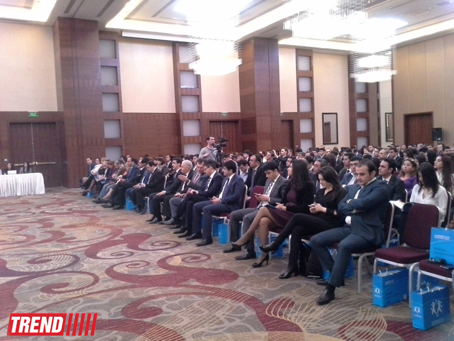 Prezident Administrasiyası: Bu gün QHT sektorunda ən çox layihə həyata keçirən qrup gənclər təşkilatlarıdır (ƏLAVƏ OLUNUB) (FOTO)
