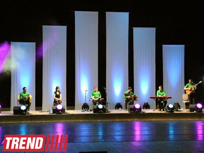 """Bakıda İrlandiyanın """"Celtic Legends"""" rəqs ansamblının konserti olub (FOTO)"""