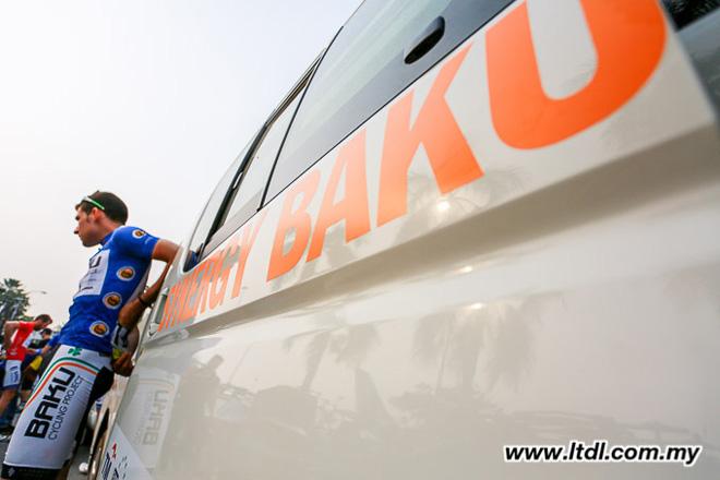 """Malayziyada keçirilən çoxgünlük """"Langkawi""""-də 5-ci mərhələyə yekun vurulub (FOTO)"""