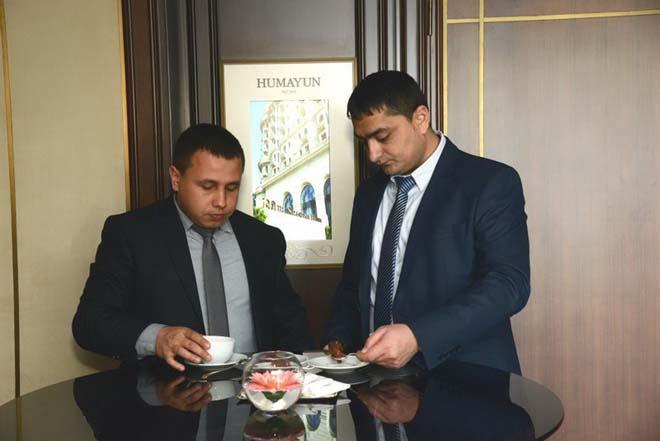 Hotellər və Restoranlar Assosiasiyası: Təcrübə və fikir mübadiləsi (FOTO)