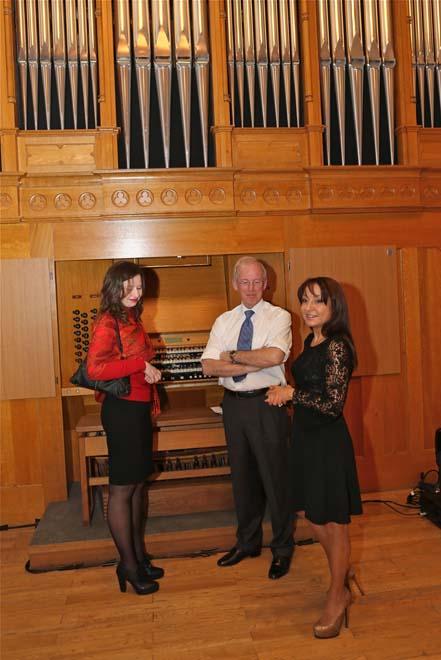 ÜNS представляет: В Баку прозвучали произведения Баха в Зале камерной и органной музыки в рамках международного фестиваля Баха «BWV 2014»  (РЕПОРТАЖ) (ФОТО)