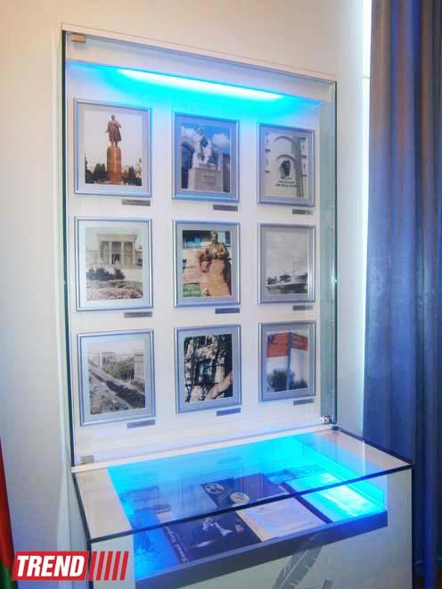 В Баку состоялось открытие после капремонта Дома-музея Самеда Вургуна (ФОТО)