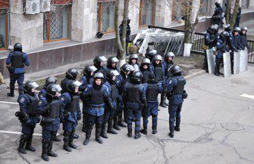 Kiyevdə otel təxliyə edildi - BOMBA həyəcanı